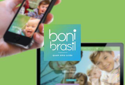 Boni Brasil | Identidade Visual