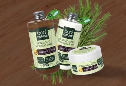 Boni Natural | Embalagens