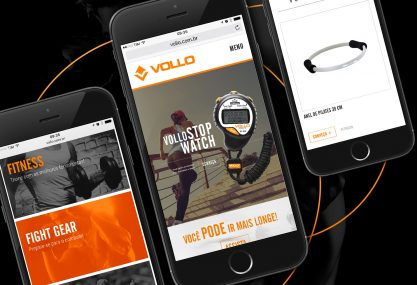 Vollo Sports | Website