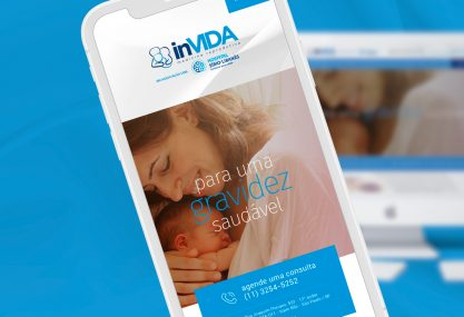 Clínica inVida | Website