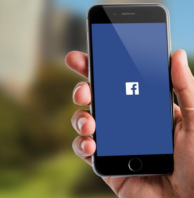 gerenciamento facebook