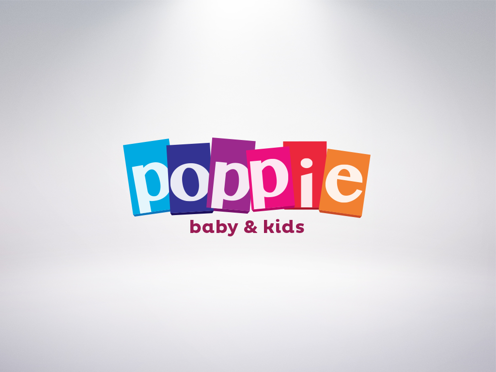 24f549631 Logotipo Poppie - Baby   Kids - CHAIRÔ