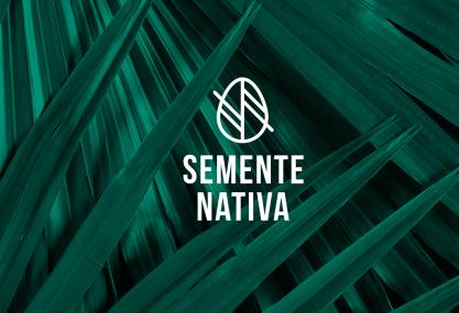 Logotipo Semente Nativa