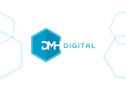 Logotipo DMH Digital