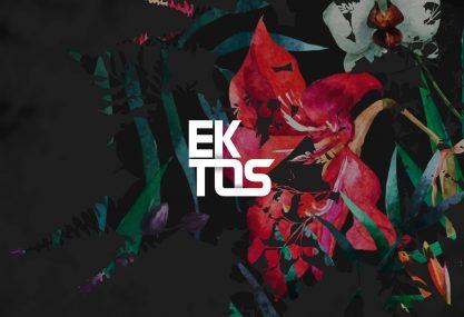 Logotipo Ektos